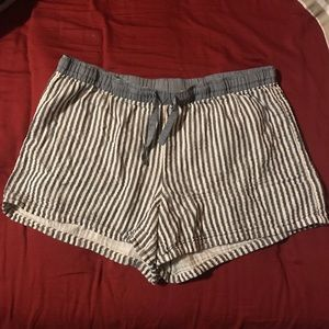 Anthropologie - sleeping shorts
